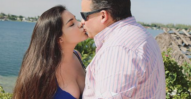 Teenage girl pregnant with the boyfriend of 51 years: People think he is my father