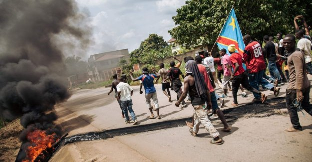 Tension in the Congo rises: results of presidential elections will only be announced next week