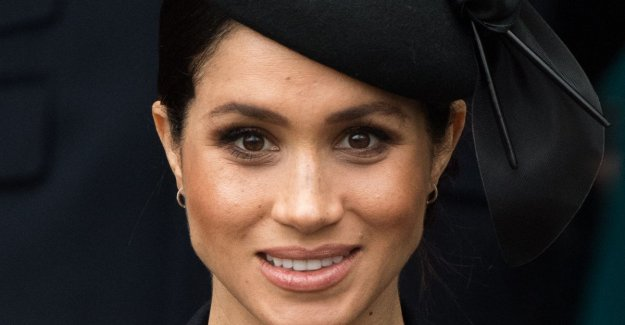 The British press believes it to know: Meghan receives a pair of twins