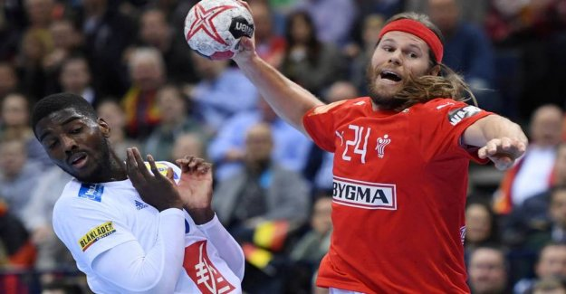 The Danish WORLD cup-curse: Now it must not kikse