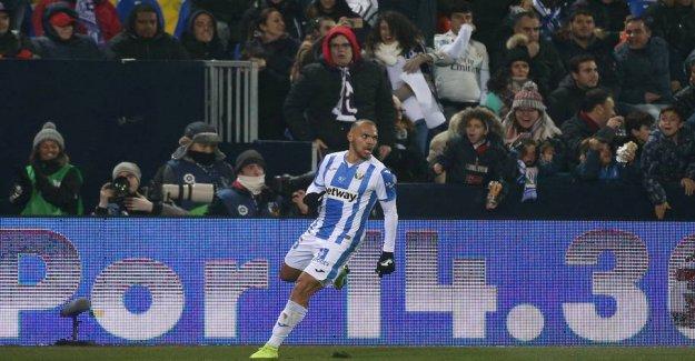 The Danish midfielder winner against Real Madrid