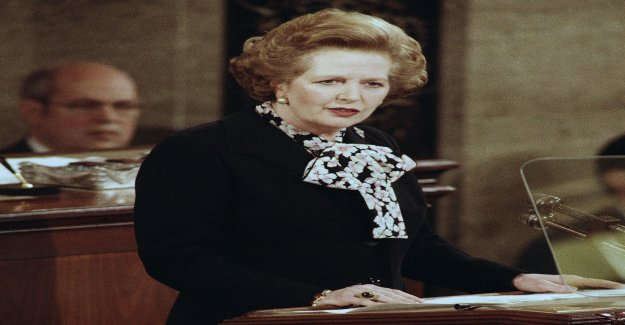 The EU-hatred since the Thatcher days
