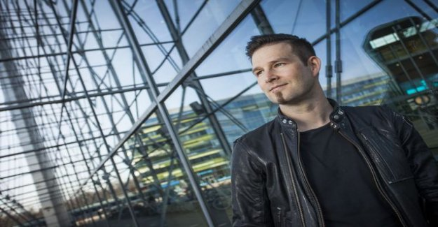 The Finnish eurovision song contest representative Darude refused at first: Then I called on yle to the back and told him my terms