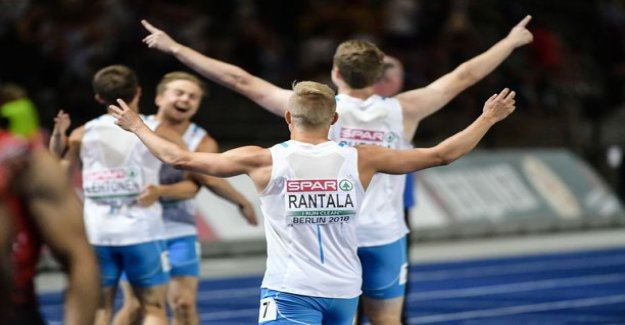 The Finnish track and field athletes got a new sponsor, who has a checkered background - a controversial network marketing company tried to threaten kritisoijan quiet