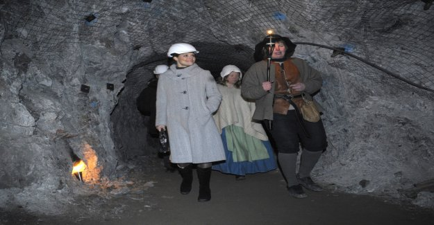 The Sala silver mine to be cleaned up