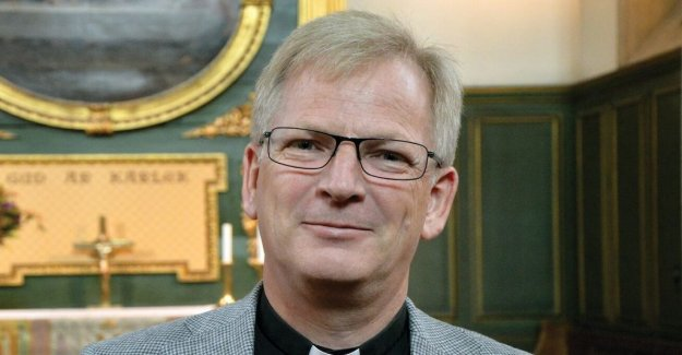 The Swedish church in London: More worried than we usually do