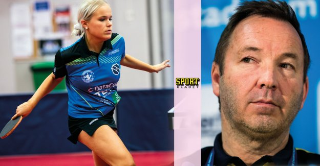 The Swedish coach accused of sexism
