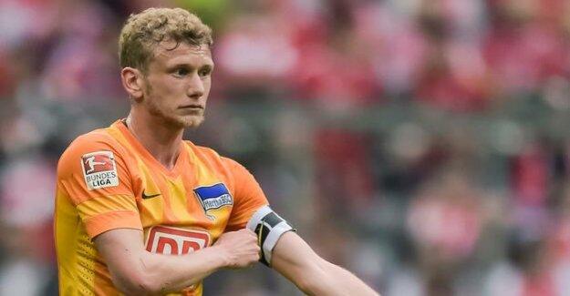 The Swiss is leaving Hertha BSC : Fabian Lustenberger: from another time