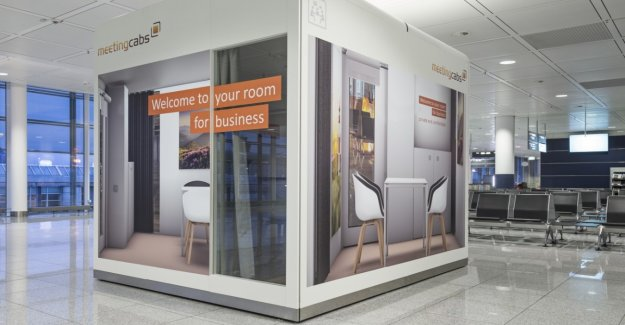 The airport Deals to be made now in the Business Closet