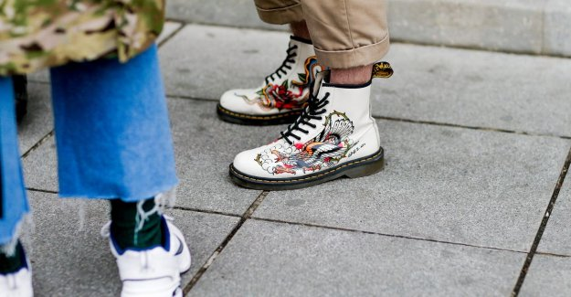 The best shoes for a whole day to stand are not what you would expect