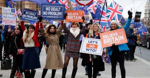 The british are becoming poorer without the EU and the EU will be poorer without the british