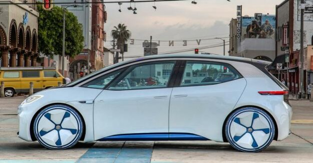 The change of strategy in Volkswagen : VW opens electric platform for competitors