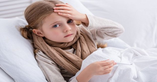 The child has the flu when to go to the doctor immediately? 11 obvious symptoms