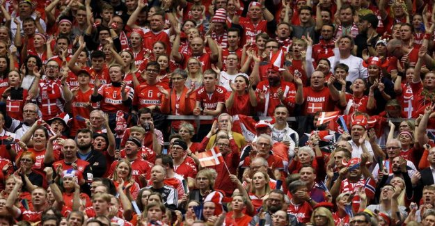 The debate rages: Did Denmark's wild buh-ligans over the line