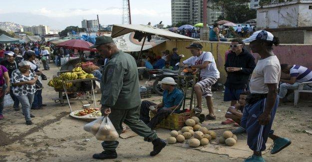 The deepening economic crisis threatens Venezuela