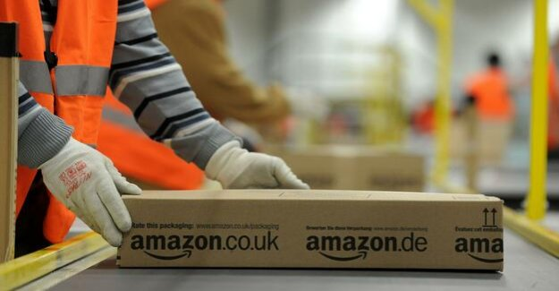 The destruction of new products : Greenpeace calls on the Federal government to be against Amazon active