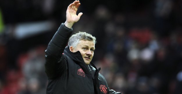 The fans have spoken: Will have Solskjær permanent