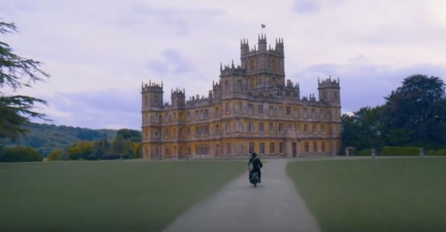 The first trailer for Downton Abbey-the movie
