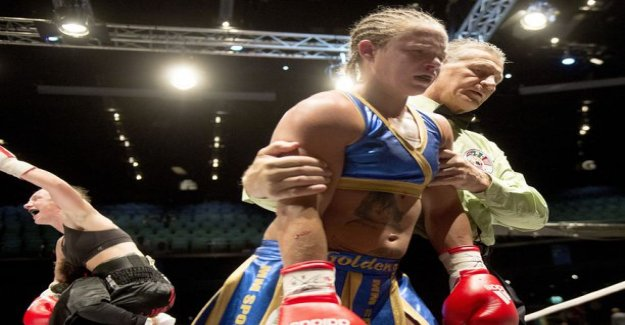 The former Swedish boxer still paying a high price for the latest games its - had a sudden loss of consciousness: the Bad days are really difficult