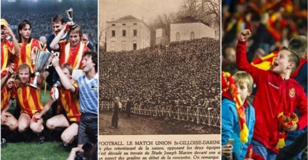 The last Belgian winner of a european cup against club with 11 league titles: why Union - KVM both tradition as well as ambition exhale