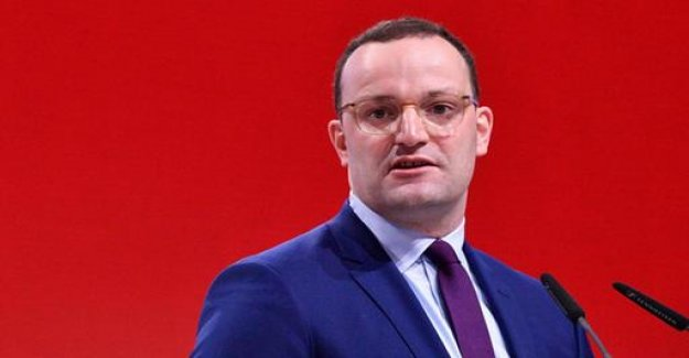 The method Jens Spahn - the Minister of health in the portrait