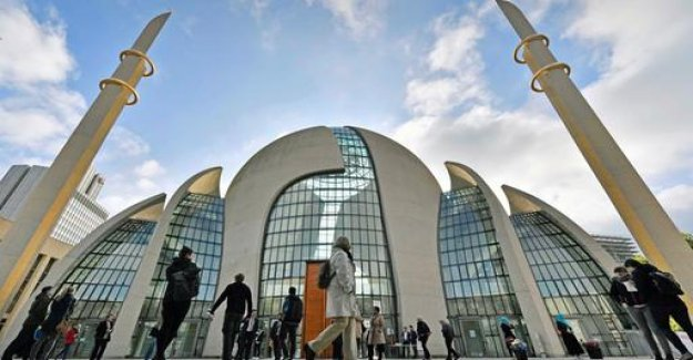 The mosque Association Ditib wants to be the new beginning