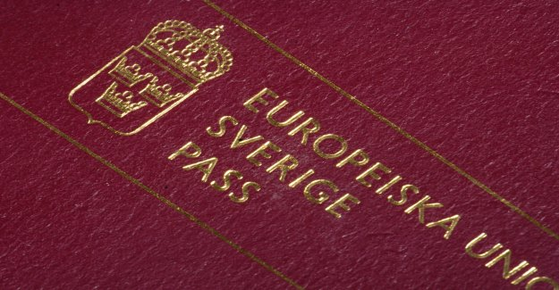 The passport system will be shut down in two days