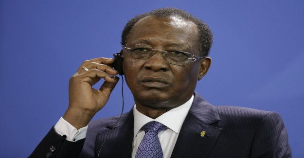 The president promises elections in Chad 2019