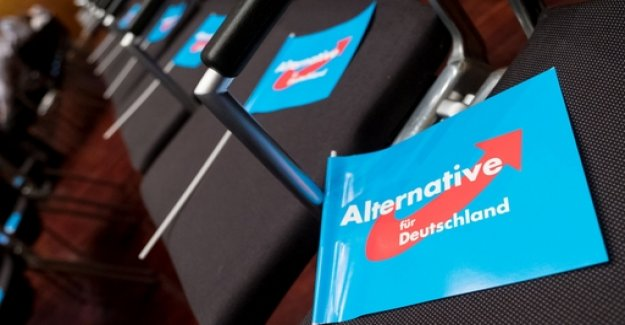 The protection of the Constitution: How the AfD of an observation to be missed want to