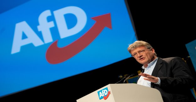 The protection of the Constitution takes the AfD in Germany, target