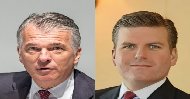 The race for the UBS chief item is opened