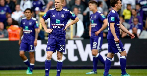 The review of the year per club (Anderlecht and STVV): That Trebel is the best was, says enough and Now will be much clearly to be on Stayen