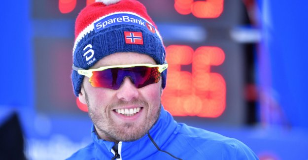 The rumors about Emil Iversen was completely true