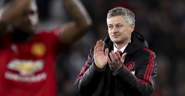 The success story that provides Solskjær hopes of getting the Manchester United job fast