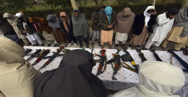 The taliban gains ground in Afghanistan