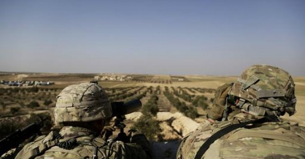 The threat of attack by the Turkey: the United States demanding guarantees for Kurds