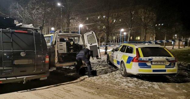 The three arrested men released after dödsskjutning in Tensta