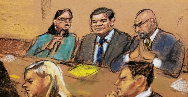 The trial against drug boss : Harsh prison conditions for El Chapo