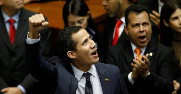 The venezuelan parliament gets heavy to president Maduro: We will dictatorship fight