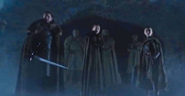 The wait is almost over: On this date, starting the Game of Thrones finale