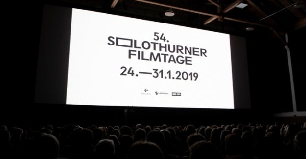 The winner of the Solothurn film festival