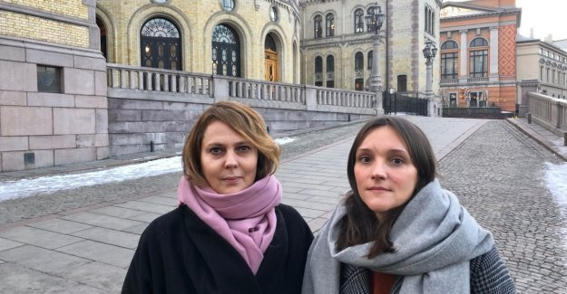 The women behind the sjokkfilmen: - the Politicians have committed
