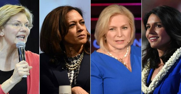The women who will overthrow the Trump