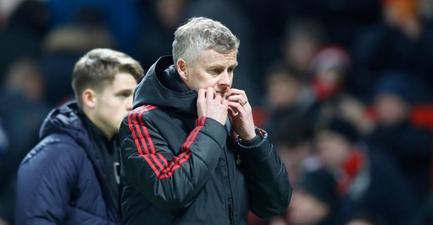 Then came the downturn for Solskjær after dramatic battle