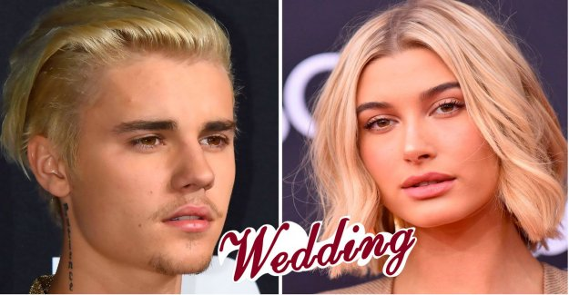 Then marry Justin Bieber with kändisdottern - again