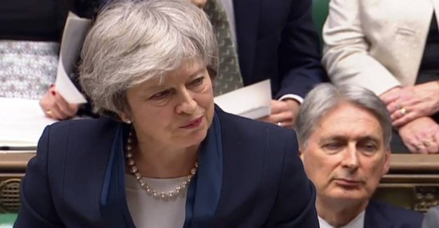 Theresa May, the much maligned after brexit-failure: - Dead as a dodo