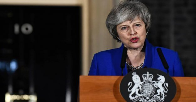 Theresa May to political opponents: Now, we must work together
