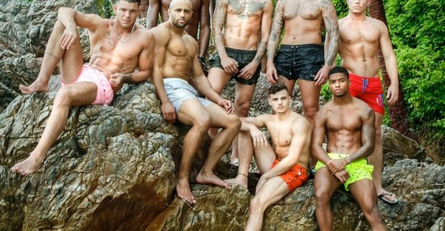 These are the deceivers that 'Tempation Island' this year's race (and the new season starts on February 15)