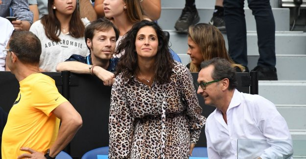 This Lady May Is The Fiance Of Rafael Nadal Call News