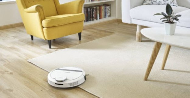 This robot vacuum cleaner your floor but not your pocketbook